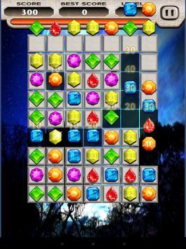 Jewels Blast World apk screenshot