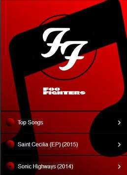 Foo Fighters All Album poster