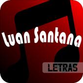 Luan Santana Letra icon