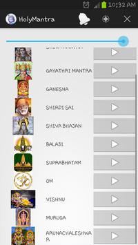 Holy Mantra screenshot 1