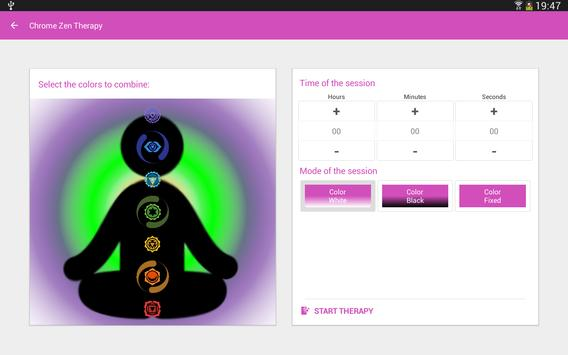 chrome zen therapy apk free health fitness app for