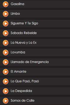Daddy Yankee at Palbis Lyrics screenshot 1