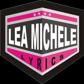 Lea Michele at Palbis Lyrics icon
