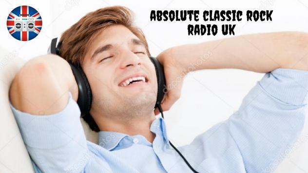 Absolute Classic Rock radio UK screenshot 12