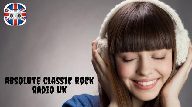 Absolute Classic Rock radio UK screenshot 5
