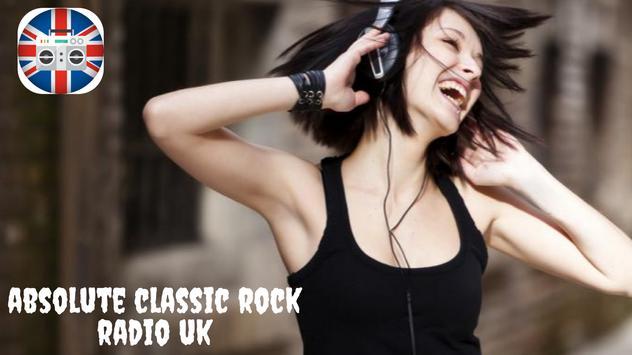 Absolute Classic Rock radio UK screenshot 8