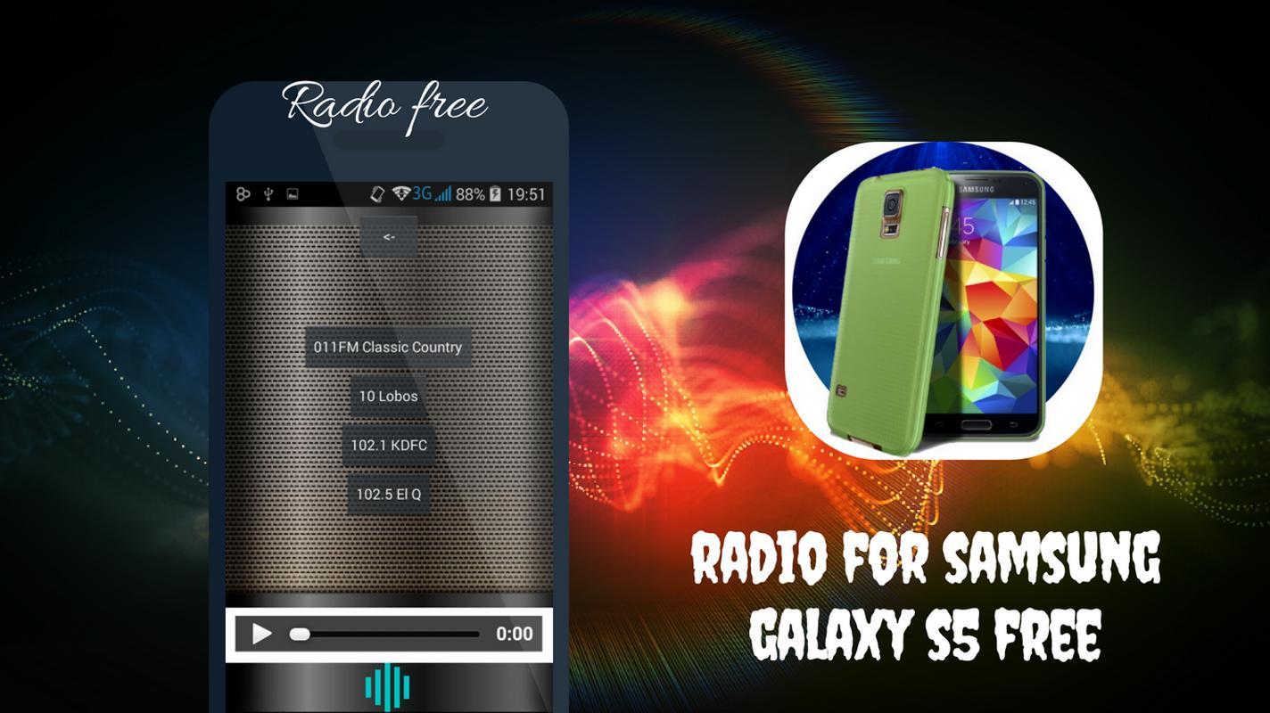 galaxy s5 fm radio