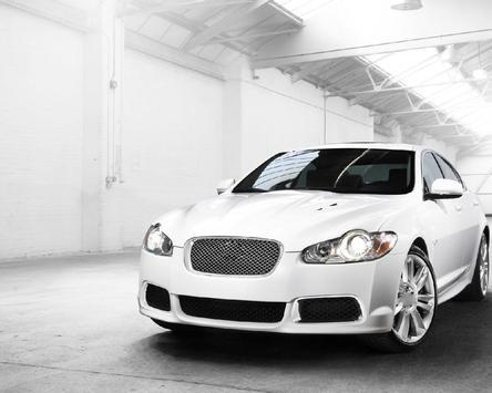 Wallpaper Jaguar XFR apk screenshot
