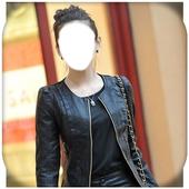 Women Jacket Photo Montage icon
