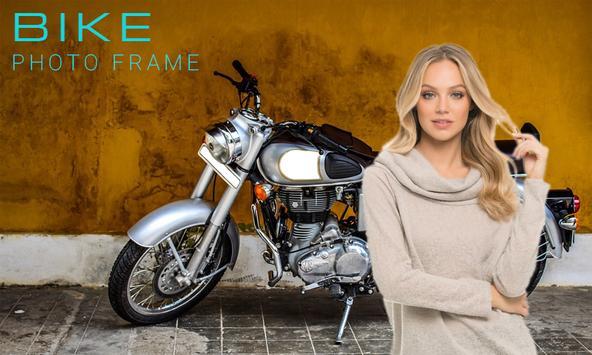 Bike Photo Editor 2017 poster