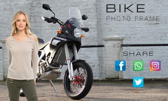 Bike Photo Editor 2017 screenshot 3