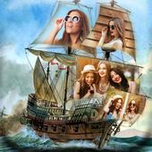 Hoarding Ship Photo Frame icon