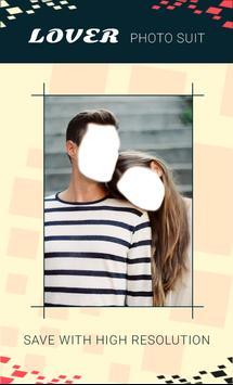 Lover Photo Suit screenshot 4