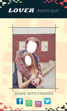 Lover Photo Suit screenshot 5