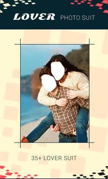 Lover Photo Suit screenshot 1