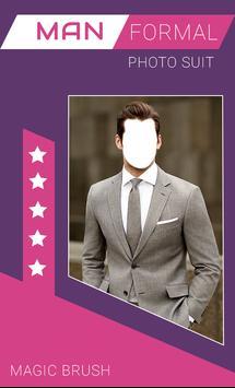 Man Formal Photo Suit Montage screenshot 3