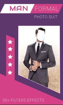 Man Formal Photo Suit Montage screenshot 2