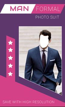 Man Formal Photo Suit Montage screenshot 4