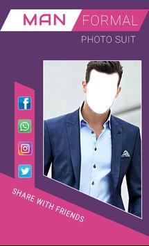 Man Formal Photo Suit Montage screenshot 5