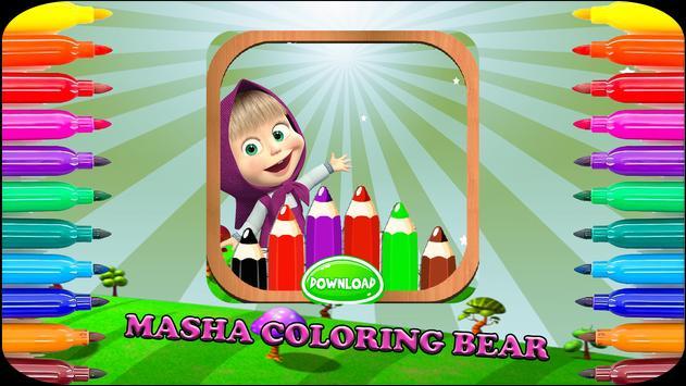 Masha Coloring Opah apk screenshot