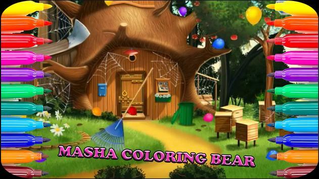 Masha Drawing Book screenshot 1