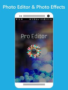 HD Photo Editor & Photoshow Effects poster