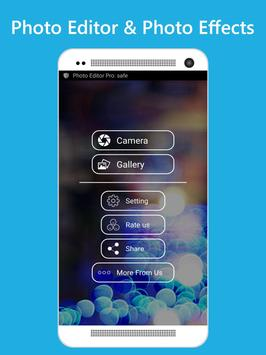 HD Photo Editor & Photoshow Effects screenshot 1