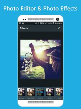 HD Photo Editor & Photoshow Effects screenshot 2