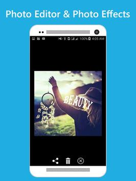 HD Photo Editor & Photoshow Effects screenshot 6