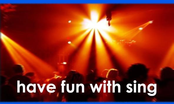 NEW:Smule Sing!Karaoke Guiden poster