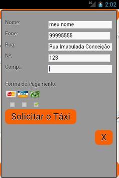 Táxi São Lourenço apk screenshot