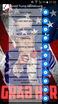 Donald Trump Share Soundboard poster