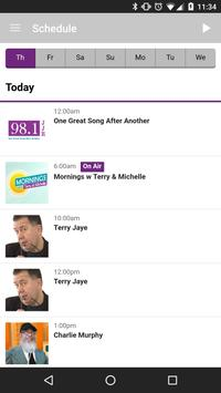 98.1 JJR - WJJR FM screenshot 2
