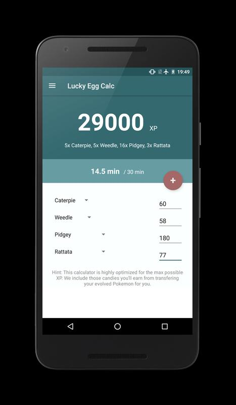 Gen2 Go Evolution Cp Iv Calc For Android Apk Download