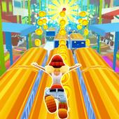 Super run - Subway escape the Inspector Surfers icon