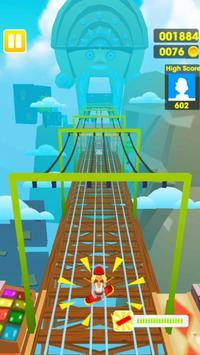 Super run - Subway escape the Inspector Surfers apk screenshot