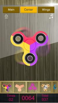 Fidget spinner - change all poster