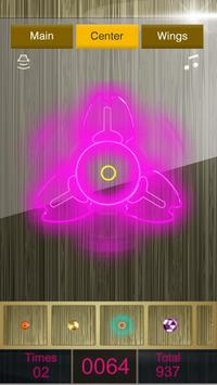 Fidget spinner - change all apk screenshot