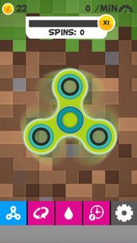 Fidget spiner screenshot 1