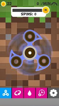 Fidget spiner screenshot 2
