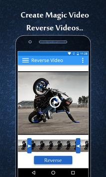 Reverse Video Maker apk screenshot