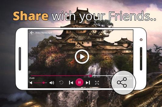HD Video Player apk screenshot