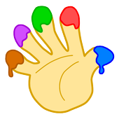 Baby Paint - Coloring book icon
