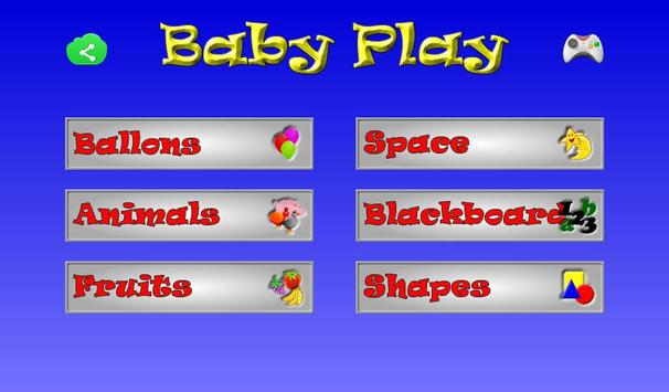 Baby Play - Games for babies apk screenshot