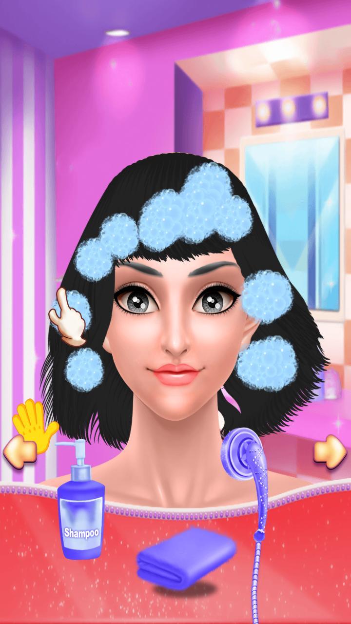 Juegos De Vestir Y Maquillar Juegos Para Niñas For Android
