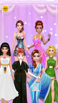 dress up games indian  and make up game for girls apk screenshot