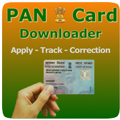 PAN Card Download/Apply/Track icon