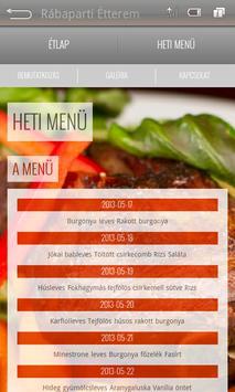 Bodrogi Cafe & Restaurant apk screenshot