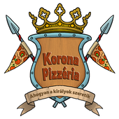 Korona pizzéria icon