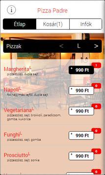 Pizza Padre apk screenshot